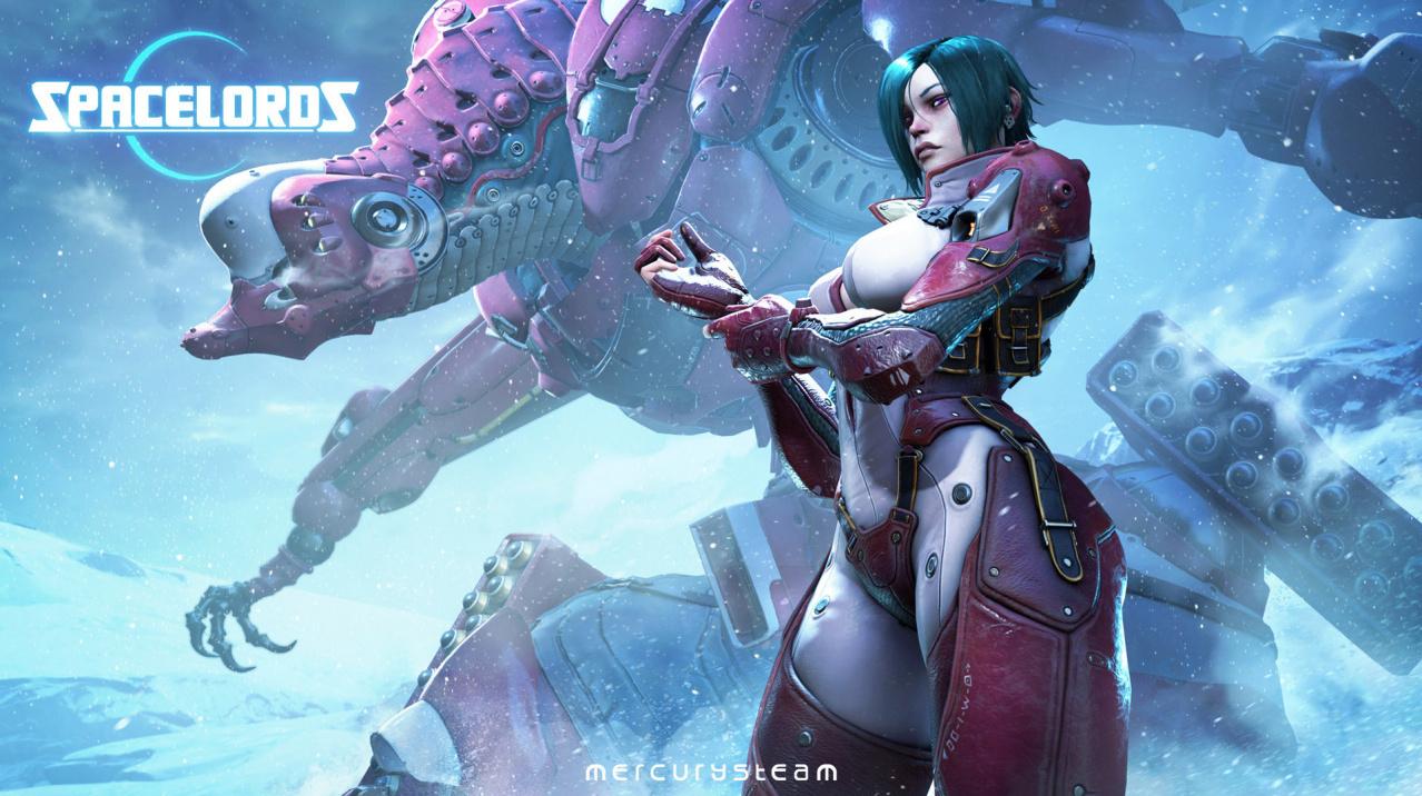 Spacelords станет стартовой игрой PlayStation5 и Xbox Series