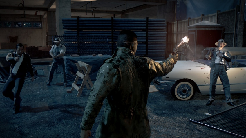 В свежем ролике Mafia3 показали боевую систему игры