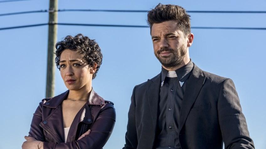 Первые кадры четвёртого и последнего сезона «Проповедника»