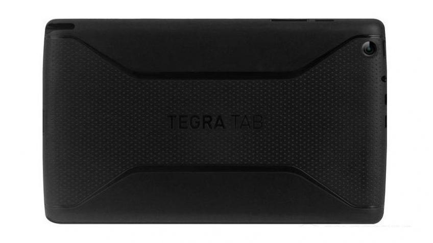 NVIDIA выпустит планшет Tegra Tab