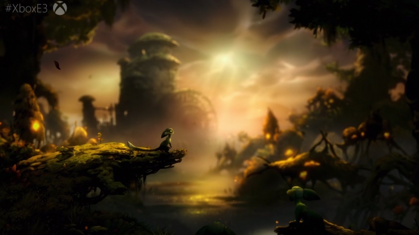 Microsoft представила трейлер Ori and the Will of the Wisps