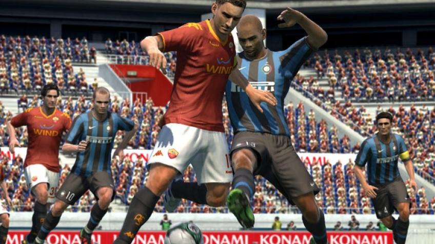 Pro Evolution Soccer должен развиваться