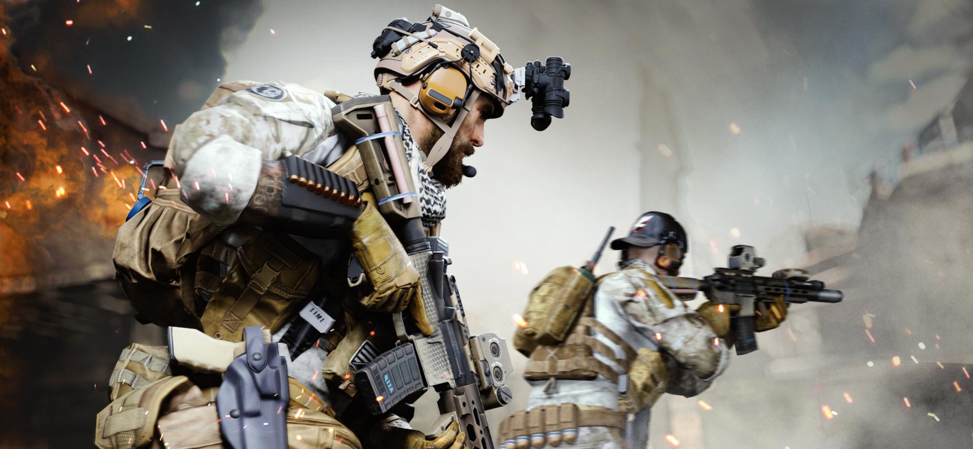 В мобильной Warface: Global Operations появился PvE-режим с сюжетной кампанией