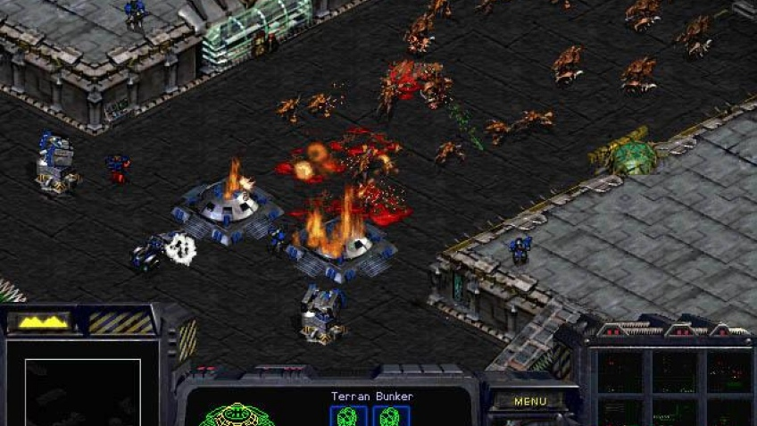 Обновление для Starcraft
