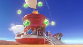 Super Mario Odyssey: в сети появился пятиминутный обзорный трейлер