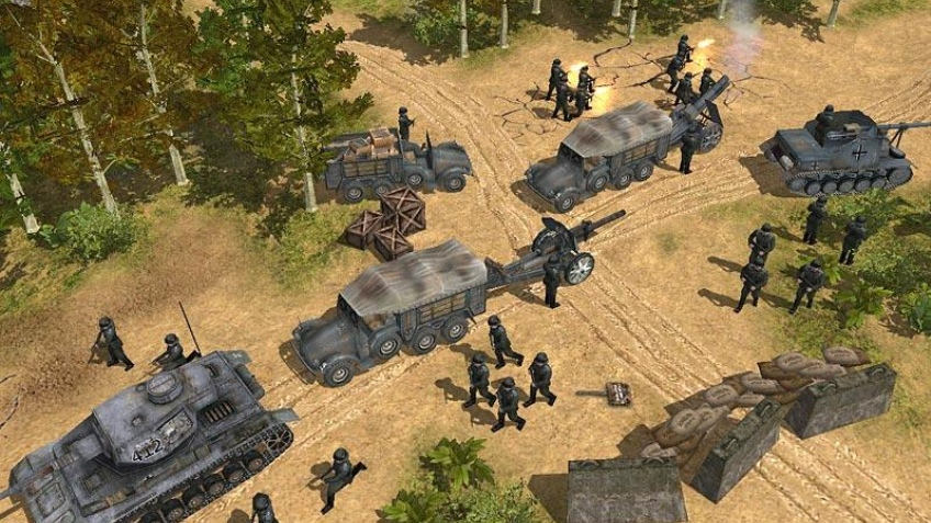 Видеоролик Codename: Panzers