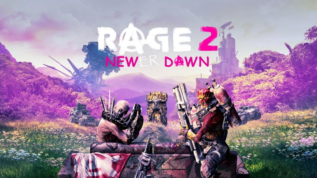 Bethesda посмеялась над сходством Far Cry New Dawn с RAGE2