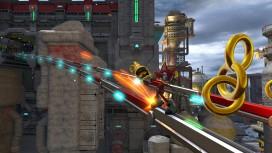 Новые изображения из Sonic Forces показали Аватара в действии