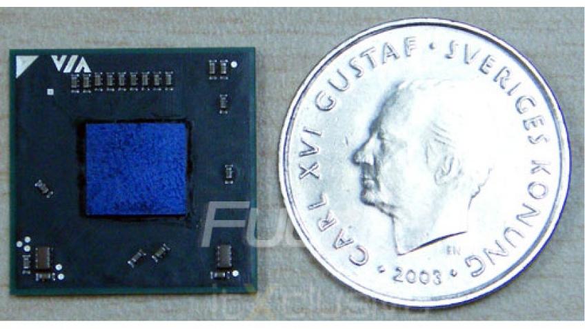 Процессоры VIA Nano, фотографии
