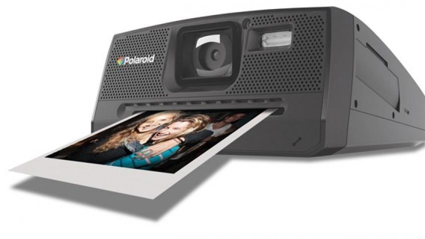 Polaroid представила цифровой фотоаппарат-принтер