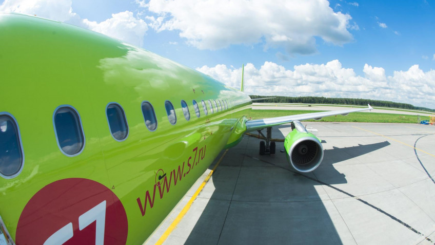 Microsoft и S7 разыграют «полеты» на настоящем авиатренажере