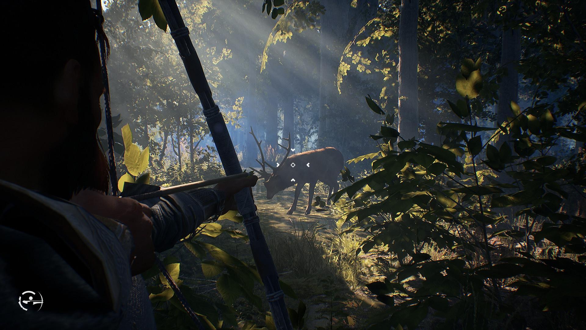 Обустраиваем Шервуд в Robin Hood — Builders of Sherwood