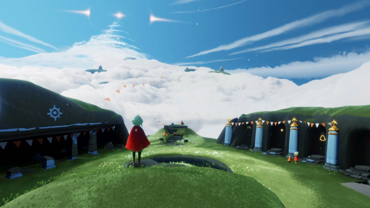 Авторы Journey показали новую игру Sky
