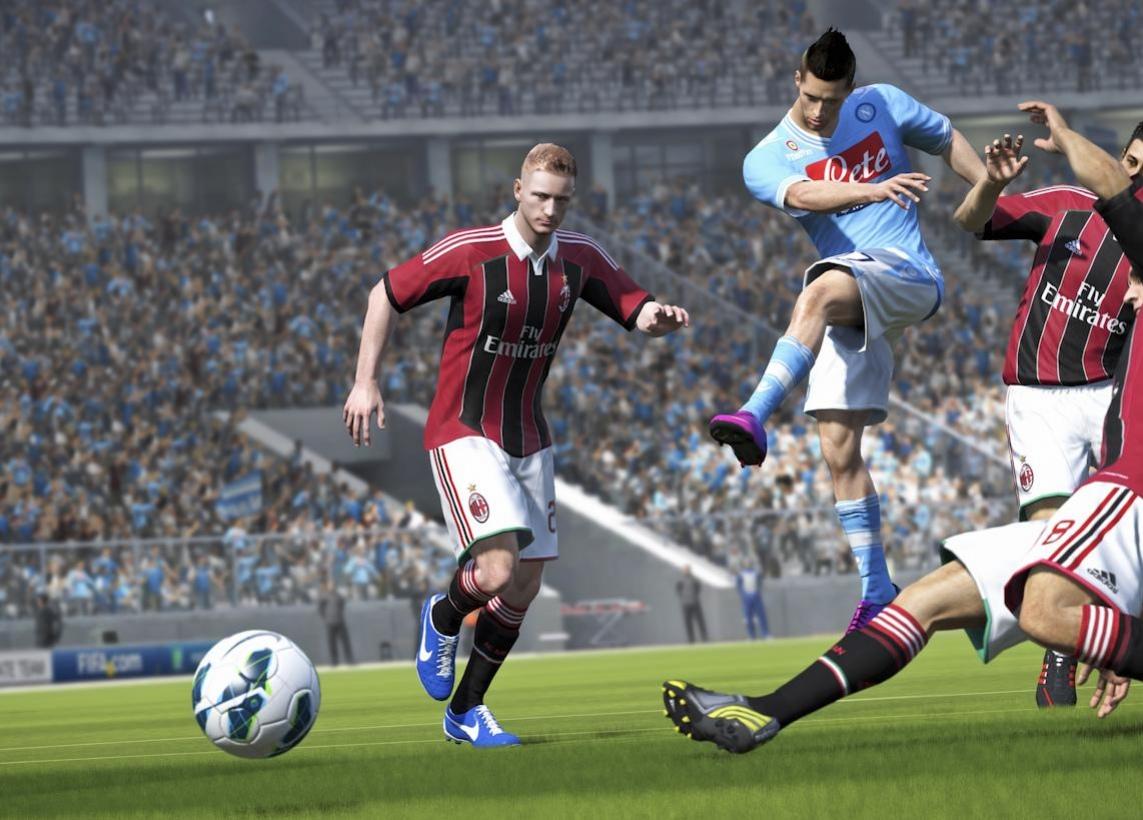 EA сделает спортивные симуляторы более реалистичными