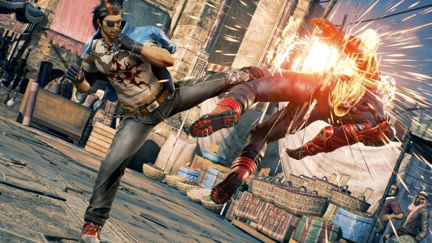 В сети появился ролик Tekken7 для PlayStation VR