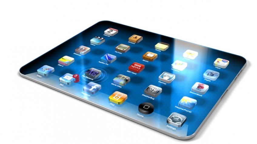 Контрактные производители начали производить Retina Display для будущих Apple iPad