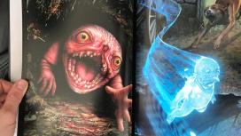 Поклонник «Ведьмака 3» создал собственный бестиарий