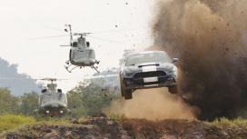 В ролике о создании «Форсажа 9» авторы уничтожили множество машин