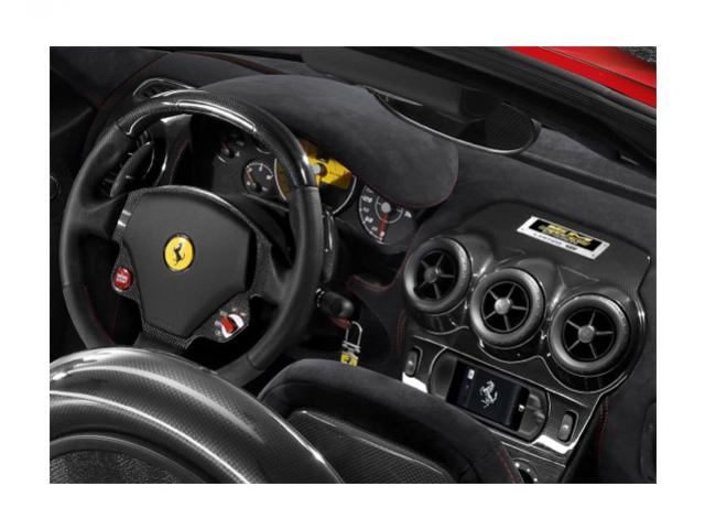 Ferrari получит iPod touch