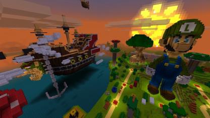 Minecraft стала самой скачиваемой игрой в августе для Nintendo Switch