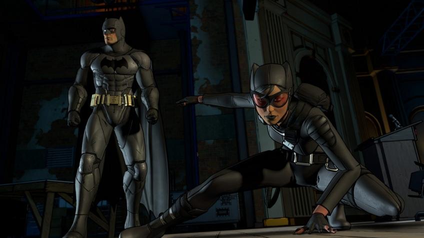 Авторы Batman: The Telltale Series показали скриншоты из второго эпизода