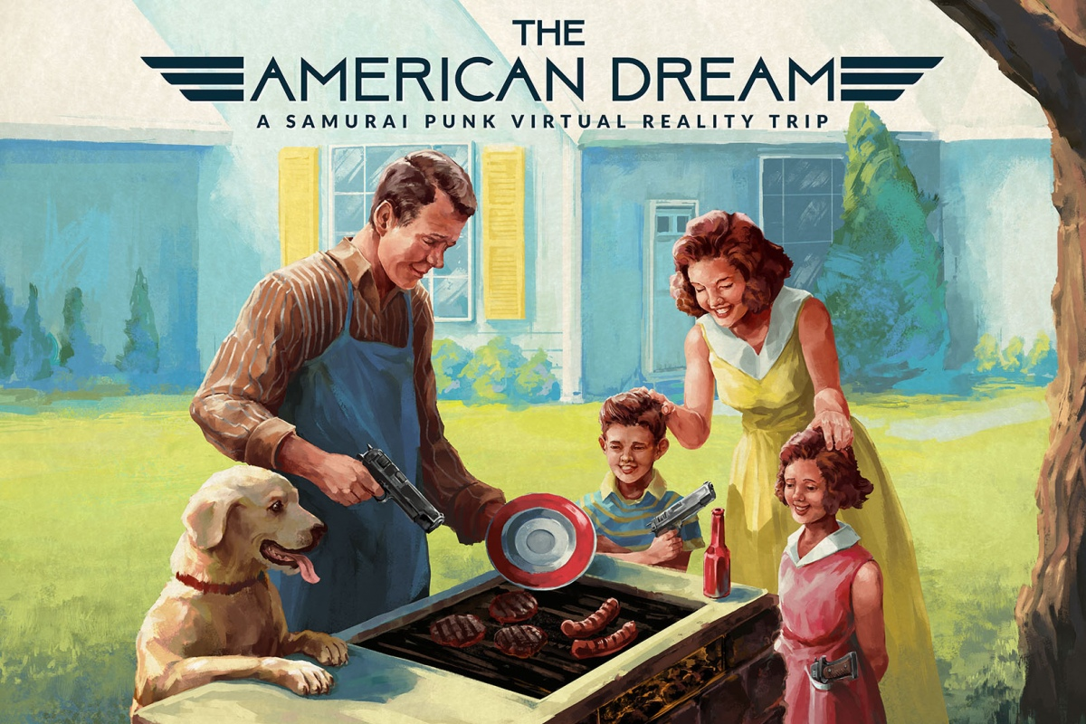 the american dream as a fantasy in modern america The myth of the american dream hence they chase dollar bills all their lives in the hopes of living out the american dream - a fantasy which america's.