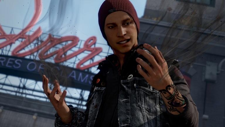 Sony планирует вернуться к inFamous — серии игр о людях с суперспособностями