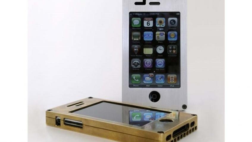 Экзоскелет для iPhone