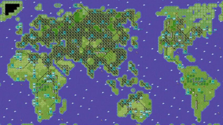 Энтузиаст сделал ремейк Sid Meier's Civilization в Microsoft Excel