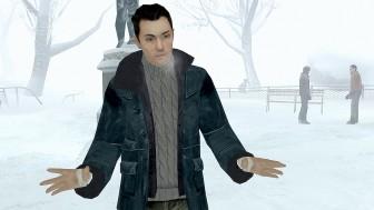 Fahrenheit выйдет на PS4 в следующем месяце