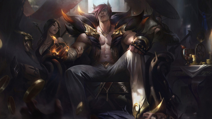 Riot Games работает над MMORPG во вселенной League of Legends