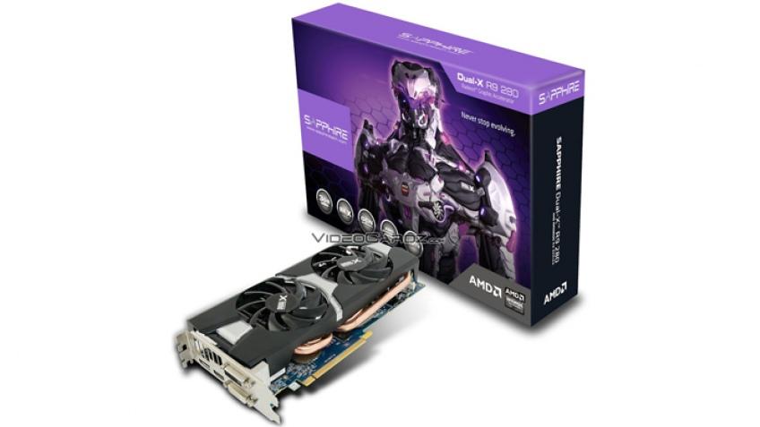 ASUS, Sapphire и XFX готовят собственные версии Radeon R9 280