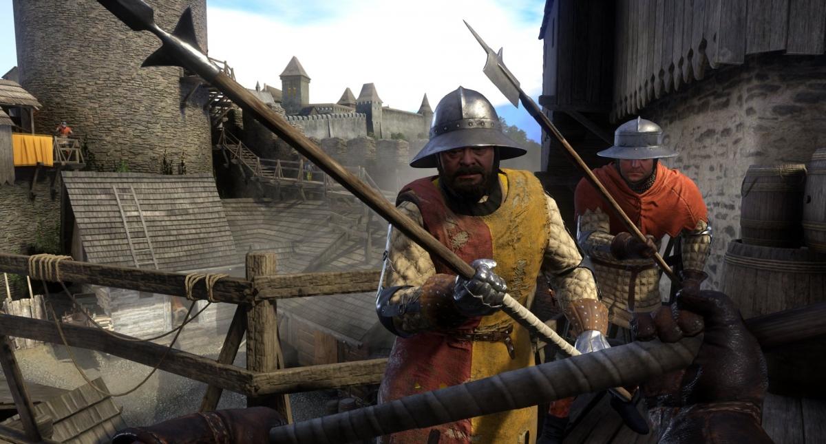 Моддер добавил в Kingdom Come: Deliverance обычную систему сохранений