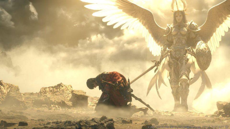 Final Fantasy XIV собираются выпустить на PS5