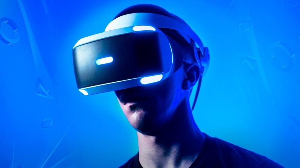 СМИ обнаружили патент для беспроводного PlayStation VR