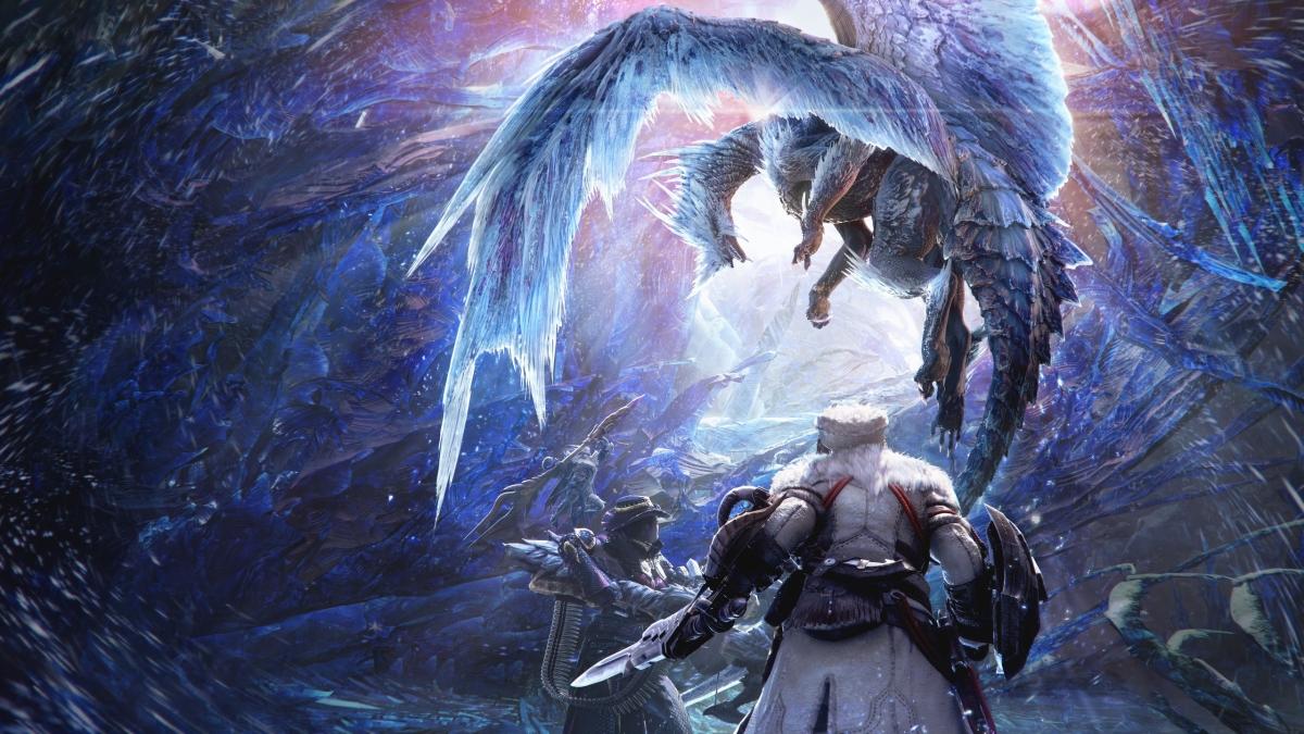 Расширение Iceborne по количеству контента сравнимо с самой Monster Hunter: World