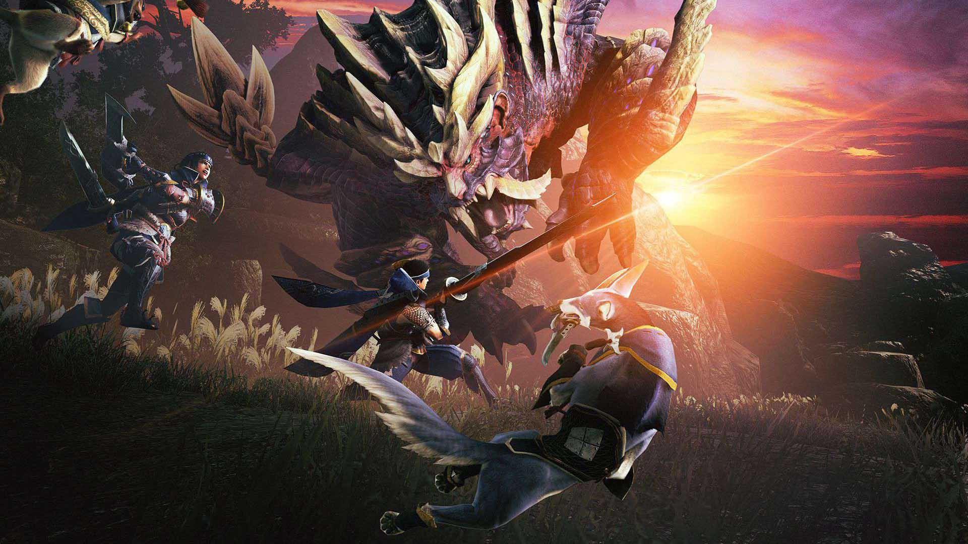 Monster Hunter Rise, Super Mario и Minecraft — свежий чарт британской розницы