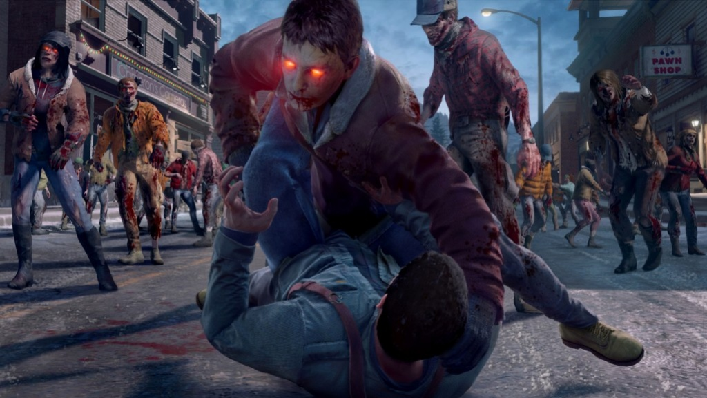 Поклонники Dead Rising4 смогут нарядиться как герои Street Fighter