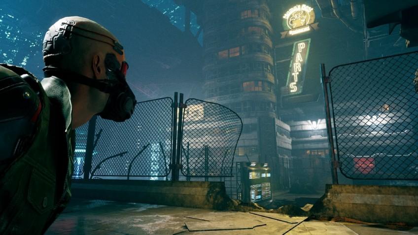 На gamescom 2019 показали геймплей киберпанк-боевика Ghostrunner