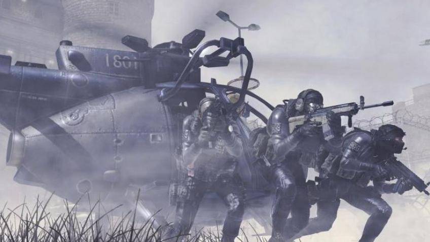Все силы Activision брошены на Modern Warfare3