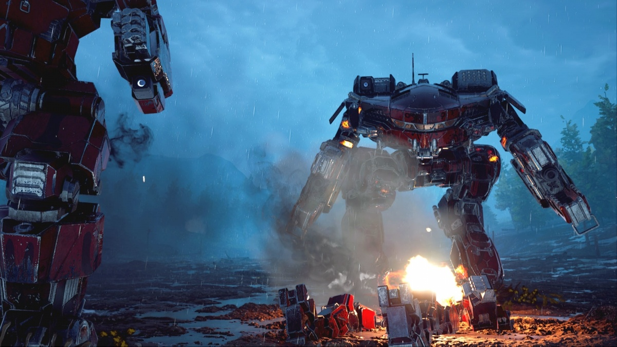 MechWarrior 5: Mercenaries ушёл из Steam в Epic Games Store, обзаведясь новой датой выхода