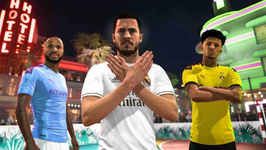 FIFA 20 в шестой раз возглавила EMEAA-чарт