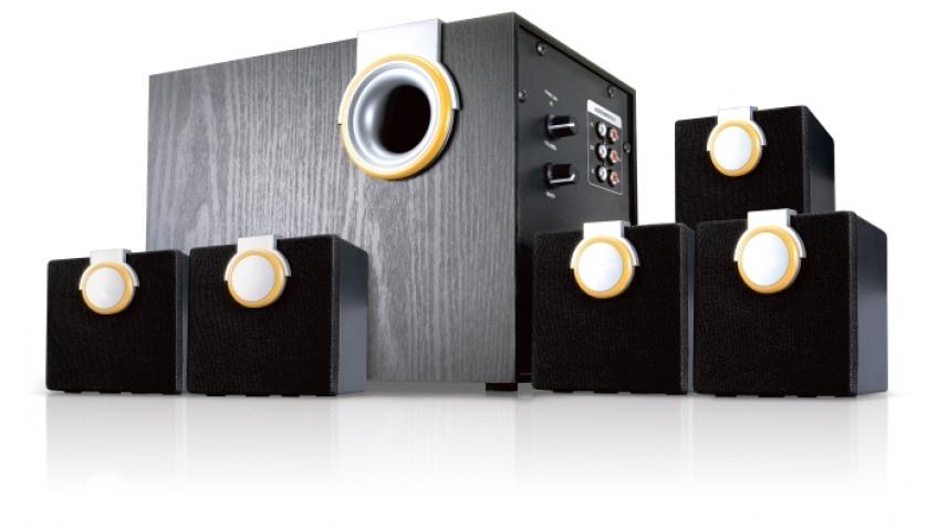 Новая многоканальная акустика Defender
