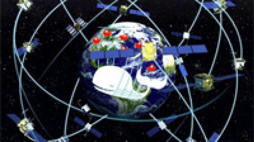GPS-системы могут отказать в 2010-м