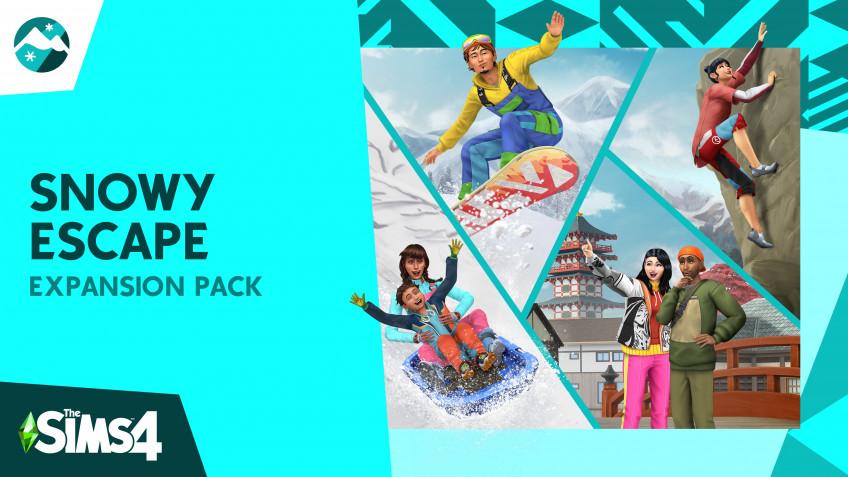 В The Sims4 откроются «Снежные просторы»: дополнение выходит в ноябре