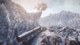 В четвёртом сезоне в SnowRunner появится Амурская область