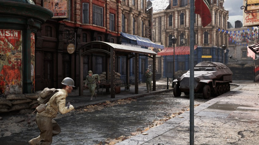 Шутер Days of War нашёл издателя и собирается покинуть ранний доступ
