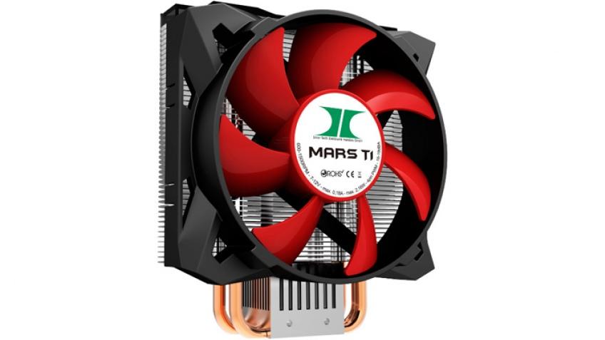 Inter-Tech представила процессорный кулер MARS T1