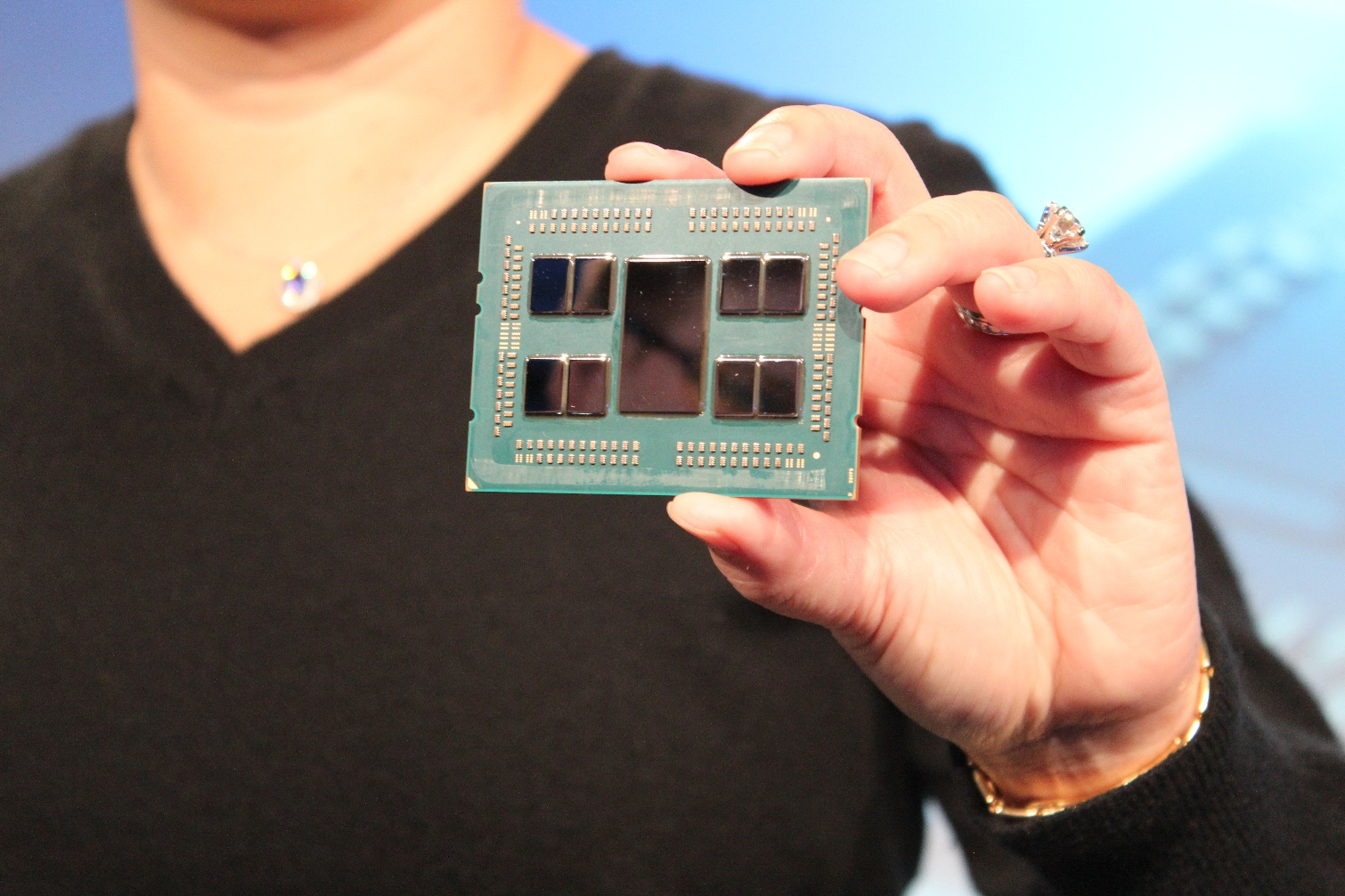 AMD начала разработку архитектуры Zen4