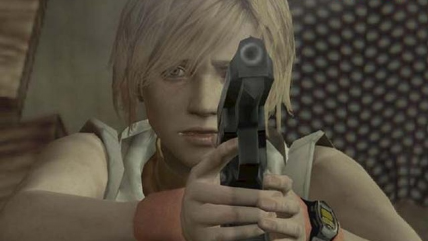 Героиня Silent Hill